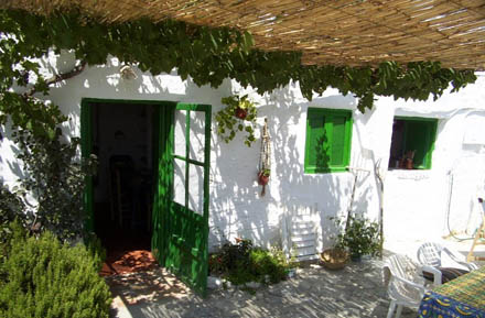 rural farmhouse for rent, andalucia, spain